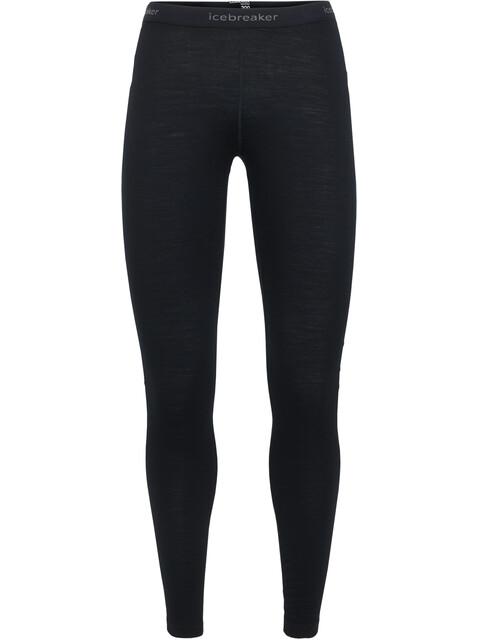 Icebreaker 200 Oasis Underwear Women black